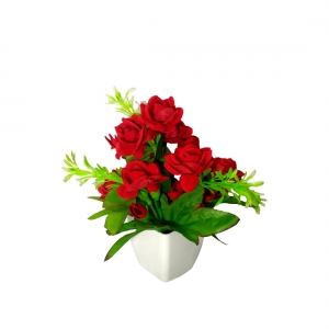 Flower Bunch with Vase