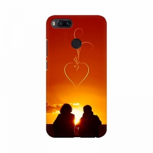 Morning Love background Mobile Case Cover