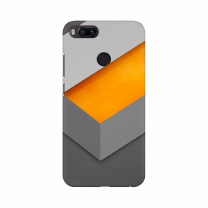 Abstract Painting in a wall Mobile Case Cover
