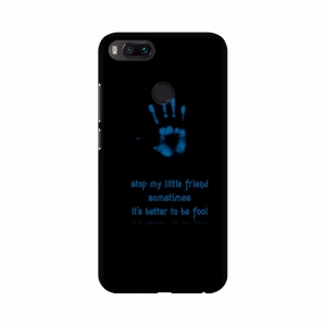 The quotes Mobile Case Cover