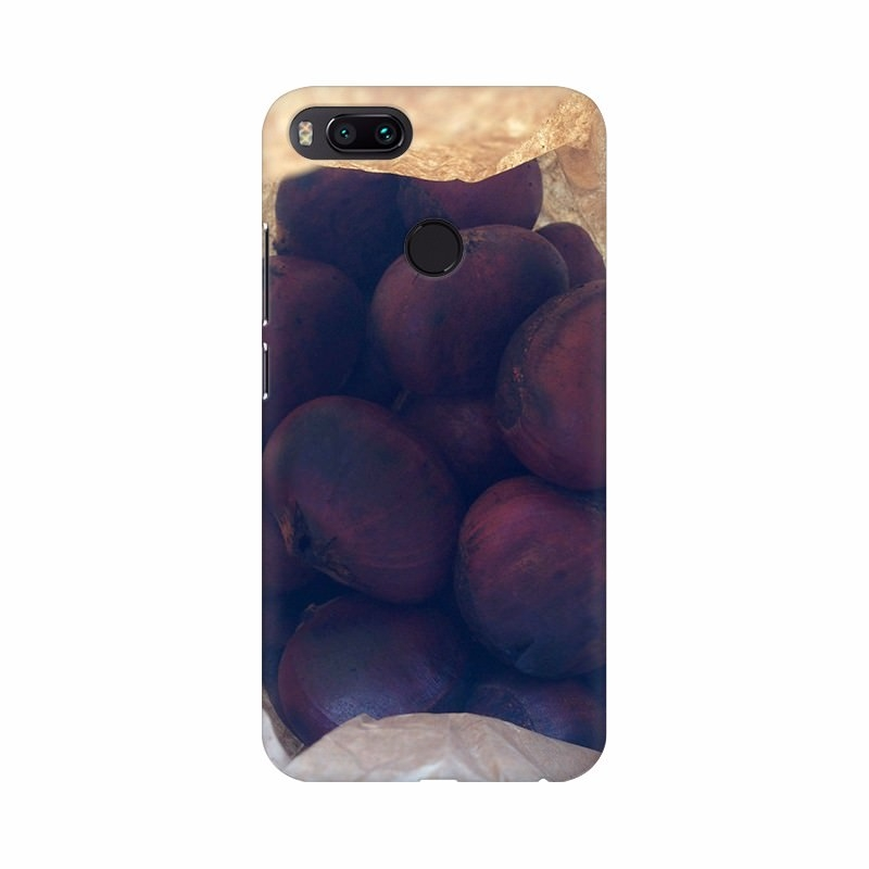Constrast Beatroot Picture Mobile Case Cover