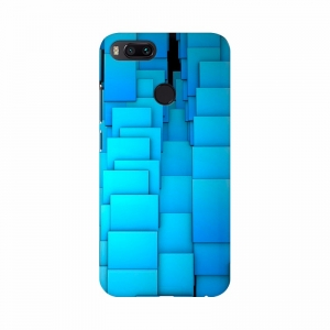 Simple 3D stairs Mobile Case Cover