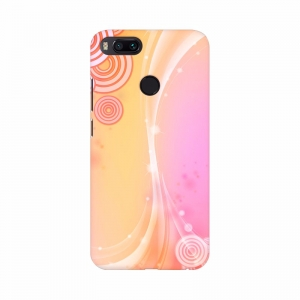 Light Color cool Background Mobile Case Cover
