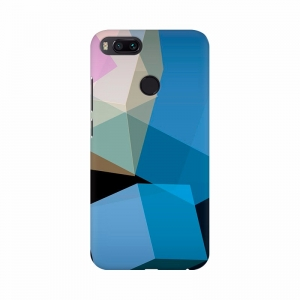 2D Geomentric Shapes Mobile Case Cover
