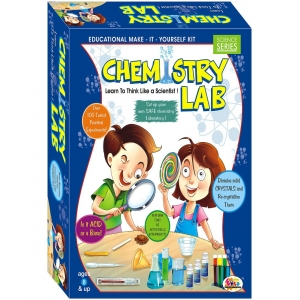 Chemistry Lab-101 Experiments