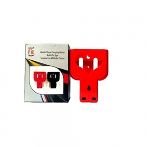 Heart Shaped Charging Holder  (Pack of 2 )-Red