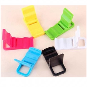 Small Trops Plastic  Phone Stand Small ( Pack of 8 )