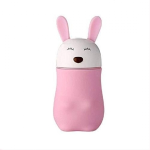 Generic Lovely Rabbit Air Humidifier Usb Aroma Diffuse With Led Lamp