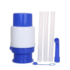 Generic Pack of 2_Hand Press Water Pump Dispenser (Color: Assorted)