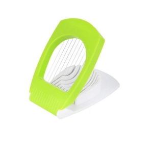 Generic Pack Of_3 Premium Egg Cutter (Color: Assorted)