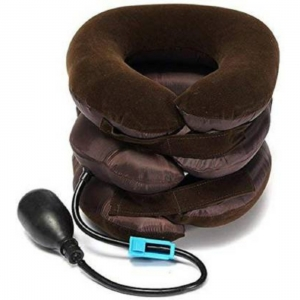 Generic Neck Pillow Three Layers Cervical Spine Neck Back Shoulder Pain (Color: Assorted)