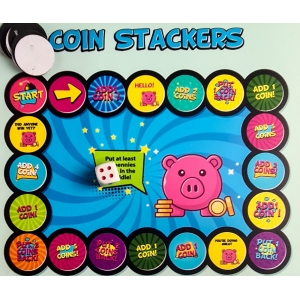 Coin Stacker (10X10 Inches)