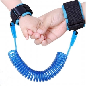 Generic Baby Child Anti Lost Safety Wrist Link Harness Strap Rope Leash Walking Hand Belt For Toddlers Kids