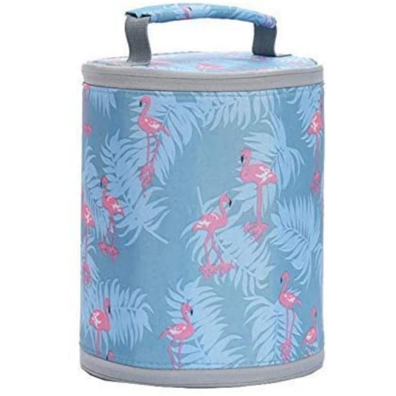 Generic Travel Lunch Bag Round Shape For Office,Suitable For Women And Men