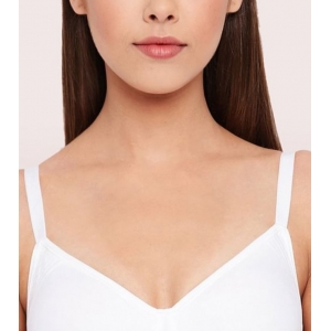Enamor Women'S Side Support Shaper Supima Cotton Everyday Brassiere (Model: A042, Color: White, Material: Cotton)