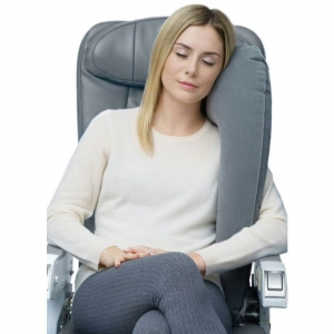 Generic Travel Neck Pillow (Color: Assorted)