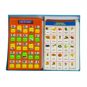 Learn Computer Educational Game For Kids (Color: Assorted)