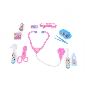 12 Pcs_Set Of Beautiful And Super Attractive Doctor Set (Color: Assorted)
