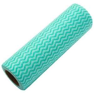50_PCS Roll Disposable Cleaning Towel (Color: Assoted)