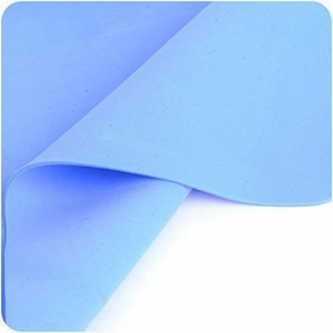 Pack of_2 Small Size Reusable Absorbent Cleaning Towel (Color: Assoted)