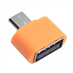 Generic Pack Of_30 Micro Usb Otg To Usb 2.0 Android Supported (Color: Assorted)
